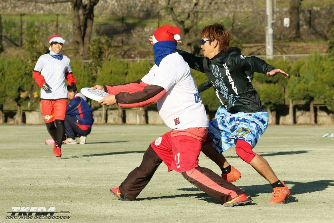 TOKYO ULTIMATE 5on5 – December 2017  – (第29回都民スポレクふれあい大会)